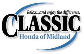 Classic Honda Logo