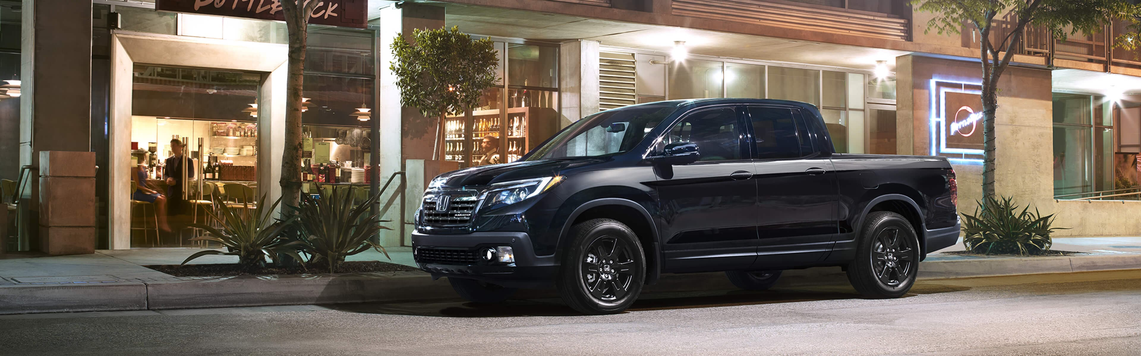 The 2019 Honda Ridgeline Truck Is Now Available In New Glasgow, NS
