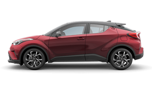 Toyota Red C-HR