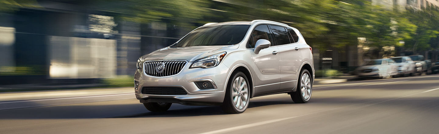 2018 Buick Envision Luxury SUVs For Sale in Tulsa, Oklahoma