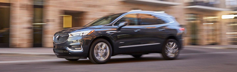 2018 Buick Enclave Suvs In Tulsa Ok Mark Allen Chevrolet Buick Gmc