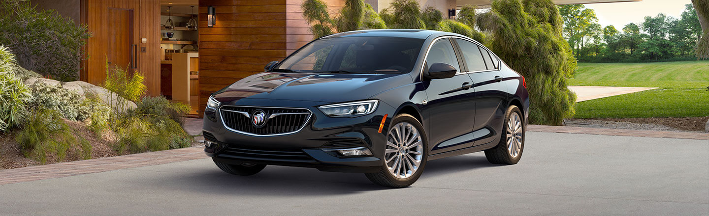 2018 Regal Sportback Luxury Sedans For Sale Near Broken Arrow, OK