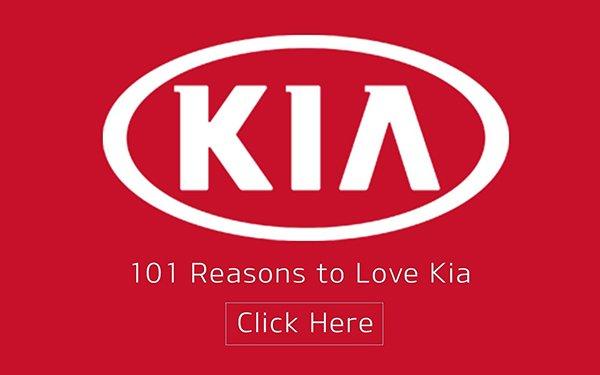 101 reasons to love kia