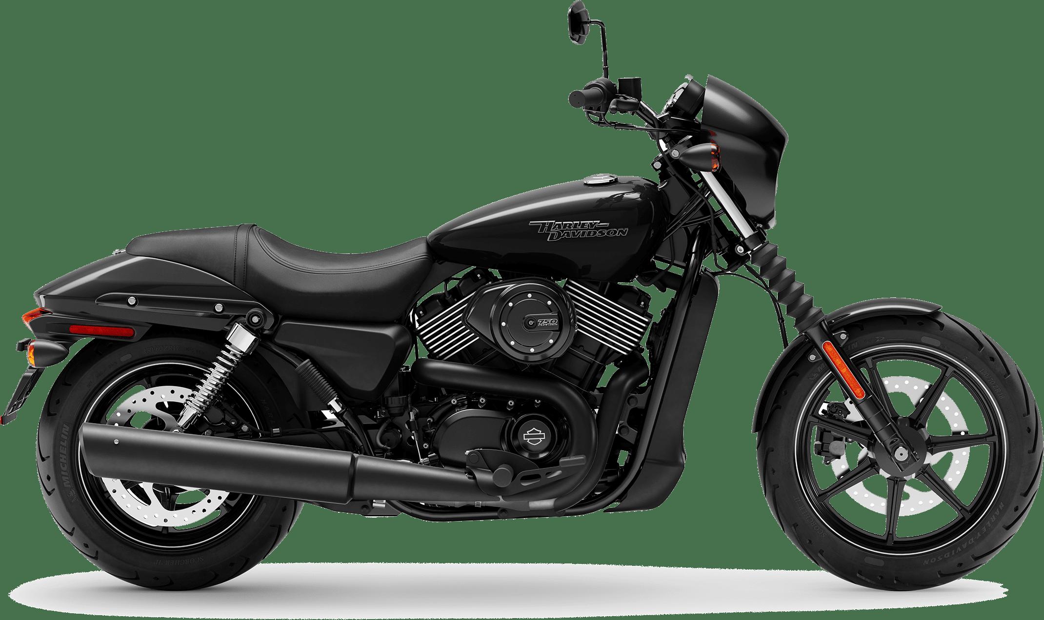 2019 Harley-Davidson H-D Street 750 Vivid Black