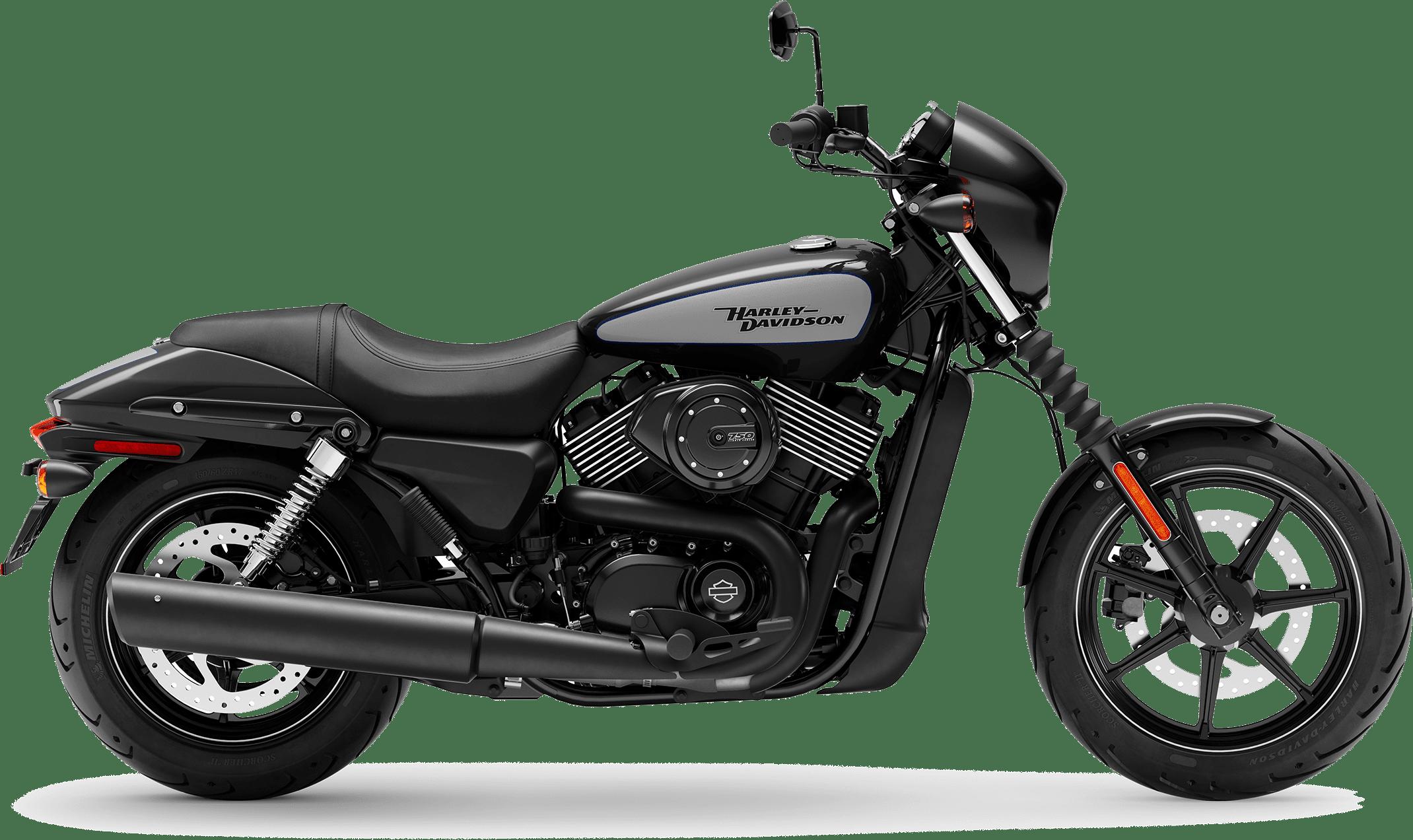 2019 Harley-Davidson H-D Street 750 Vivid Black Deluxe