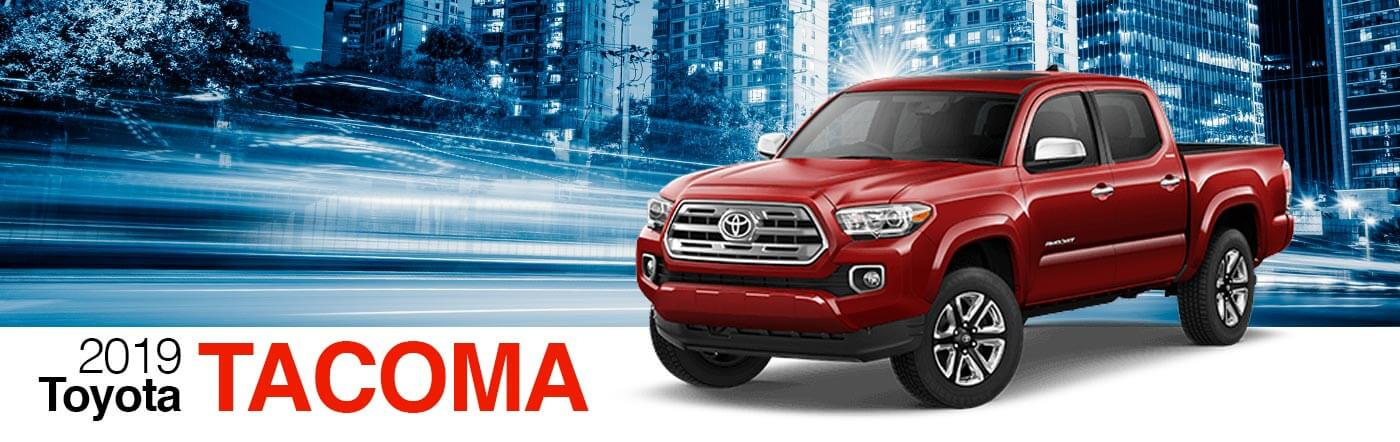 2019 Toyota Tacoma On Road at Stevinson Toyota East