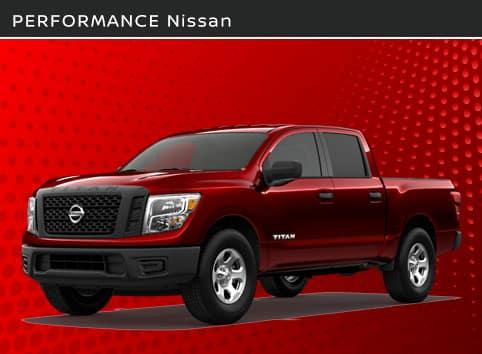 2019 Nissan Titan SV 4x4