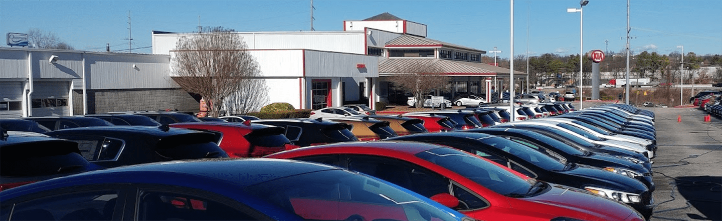 Discover Greenway Kia of Hickory Hollow In Antioch, TN