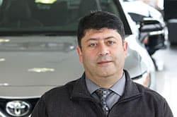 Farhad  Zarei Bio Image