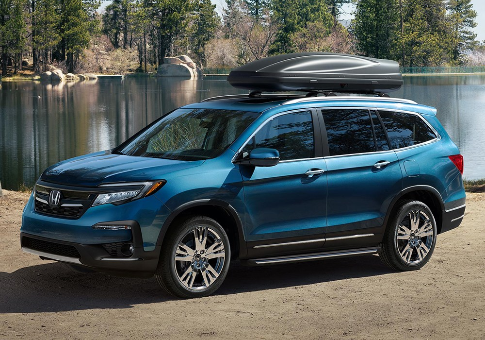 Shop for the 2019 Honda Pilot for Sale in Tallahassee, FL