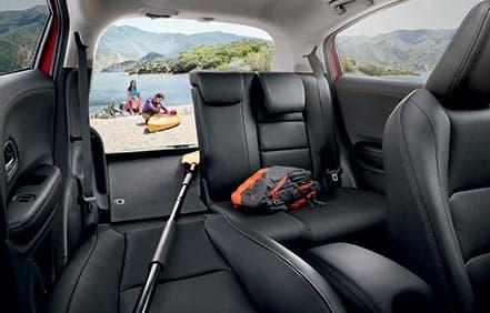 2019 Honda Hr-V Interior Available at Manly Honda in Santa Rosa