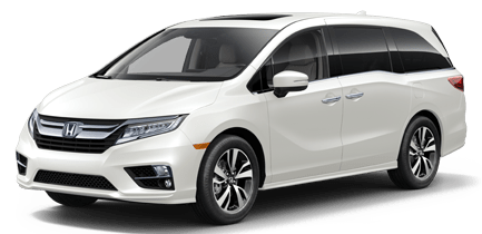 2019 Honda Odyssey available at Manly Honda in Santa Rosa