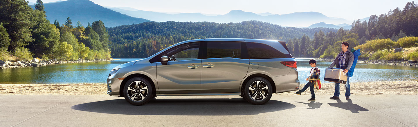2019 Honda Odyssey available at Manly Honda in Santa Rosa California
