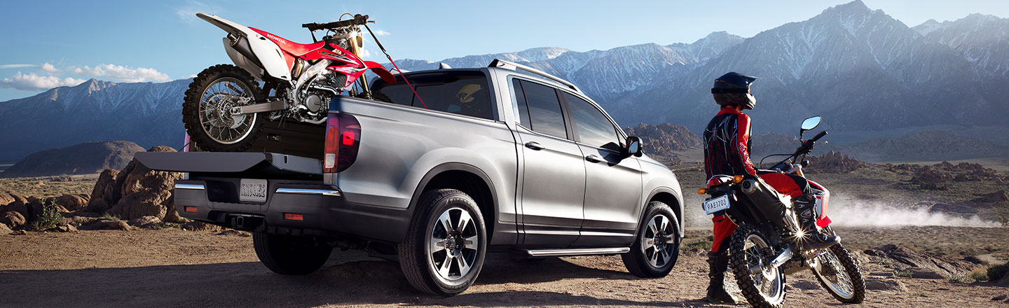 2019 Honda Ridgeline at Manly Honda