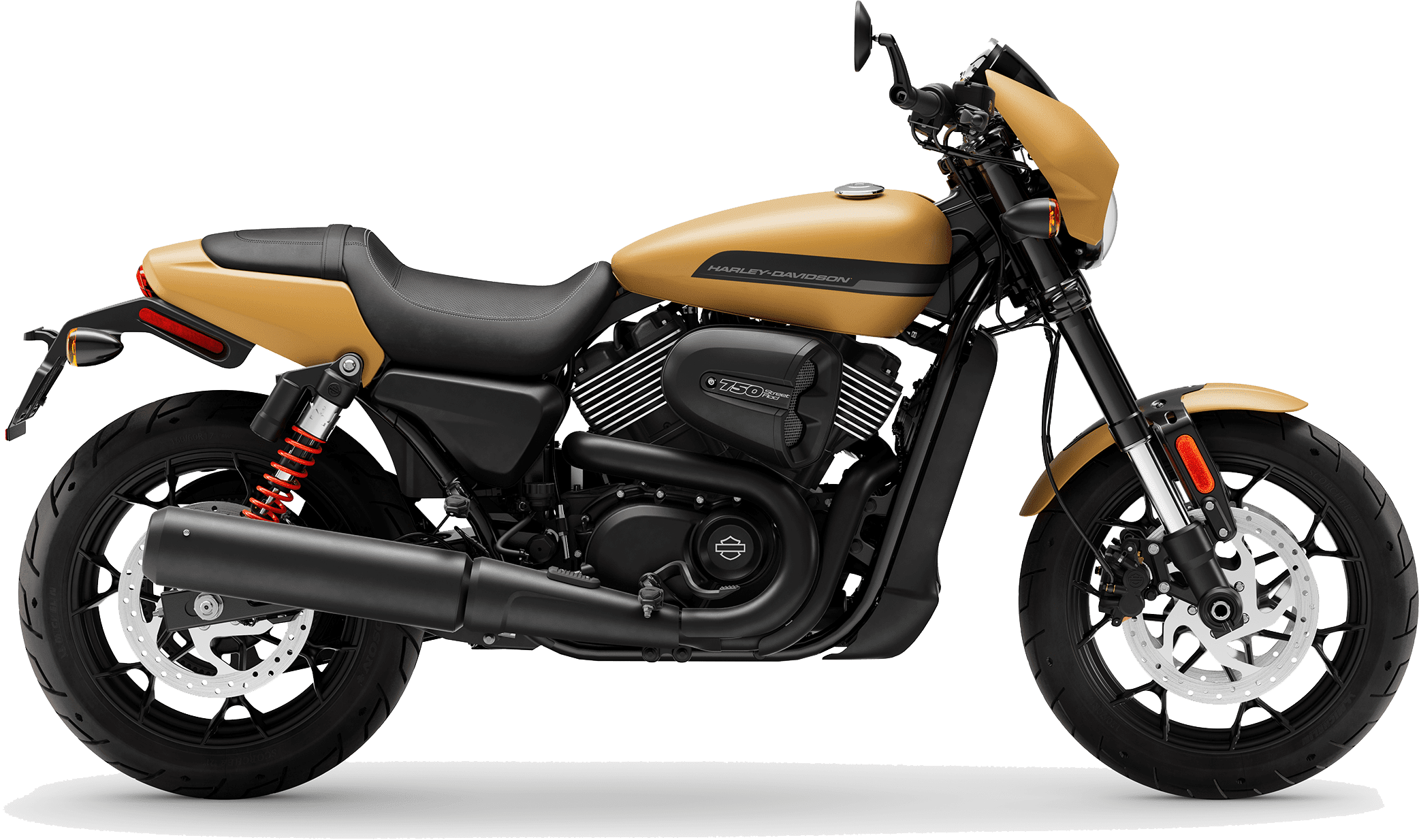 2019 Harley-Davidson H-D Street Rod Rugged Gold Denim