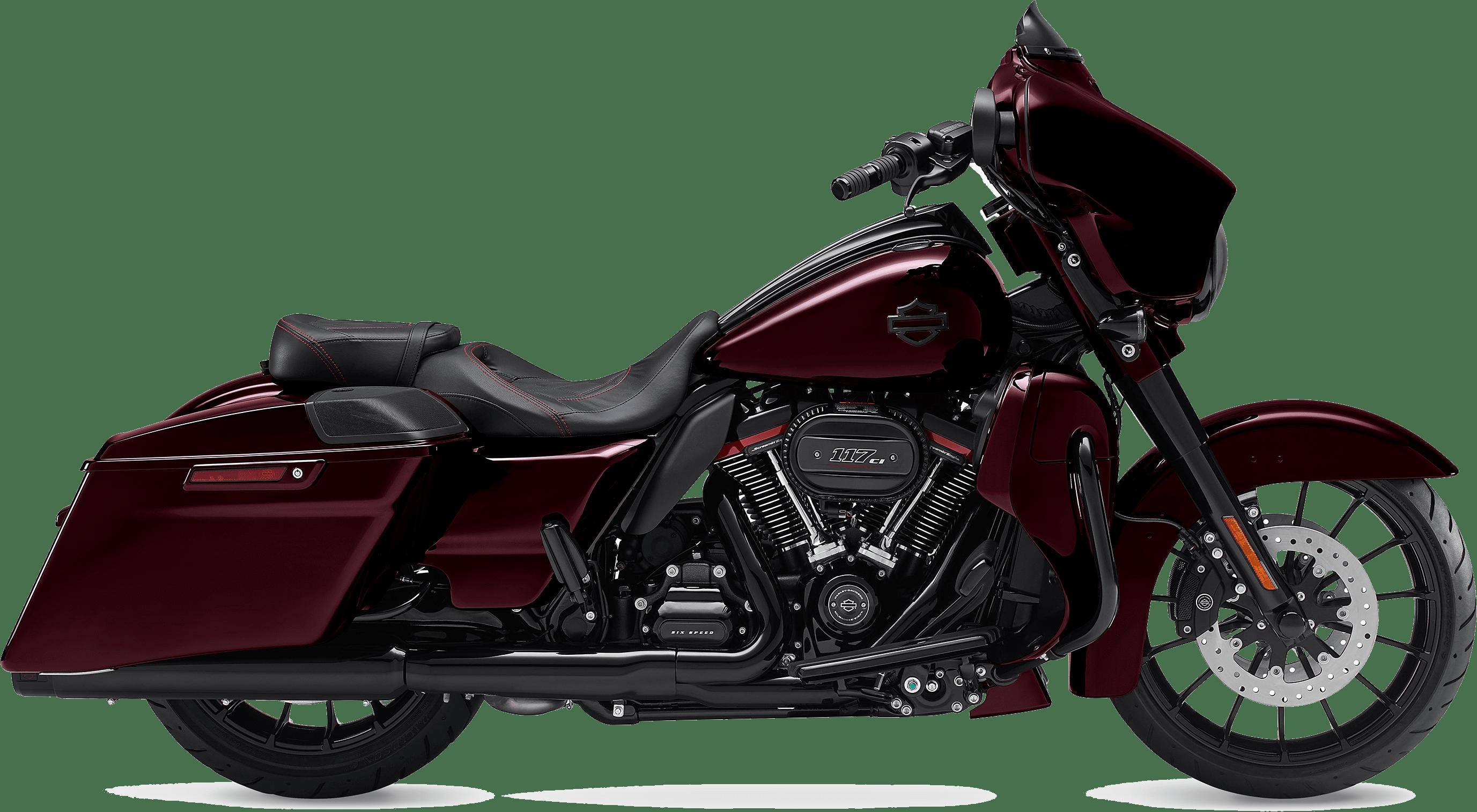 2019 Harley-Davidson H-D CVO Street Glide Black Forest