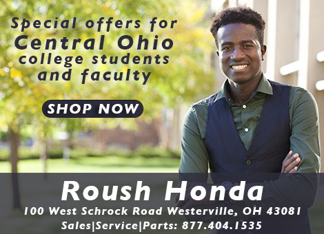 Roush Honda Ohio State Students and Faculty