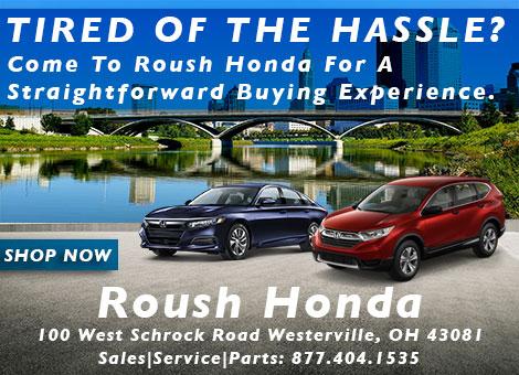 Roush Honda Lindsay Honda