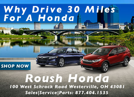 Roush Honda Honda of Marysville