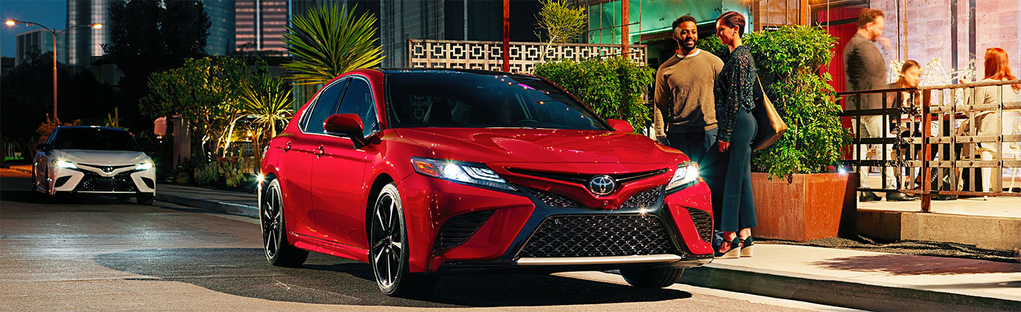 2019 Toyota Camry Sedans For Sale In Everett, WA Near Mill Creek
