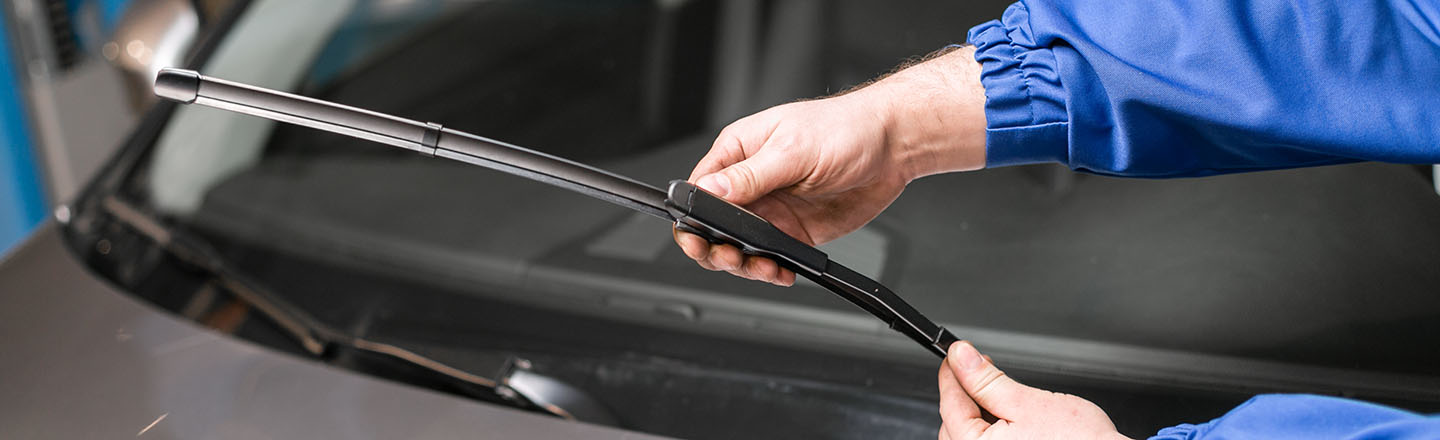 Windshield Wiper Blade Services At Our Everett, WA Toyota Dealership