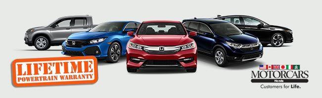 Powertrain Warranty Coverage >> Honda Lifetime Warranty In Cleveland Heights Ohio