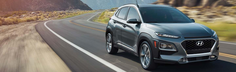 Hyundai Of Gadsden >> 2019 Hyundai Kona Crossover In Rainbow City Al L Hyundai Of