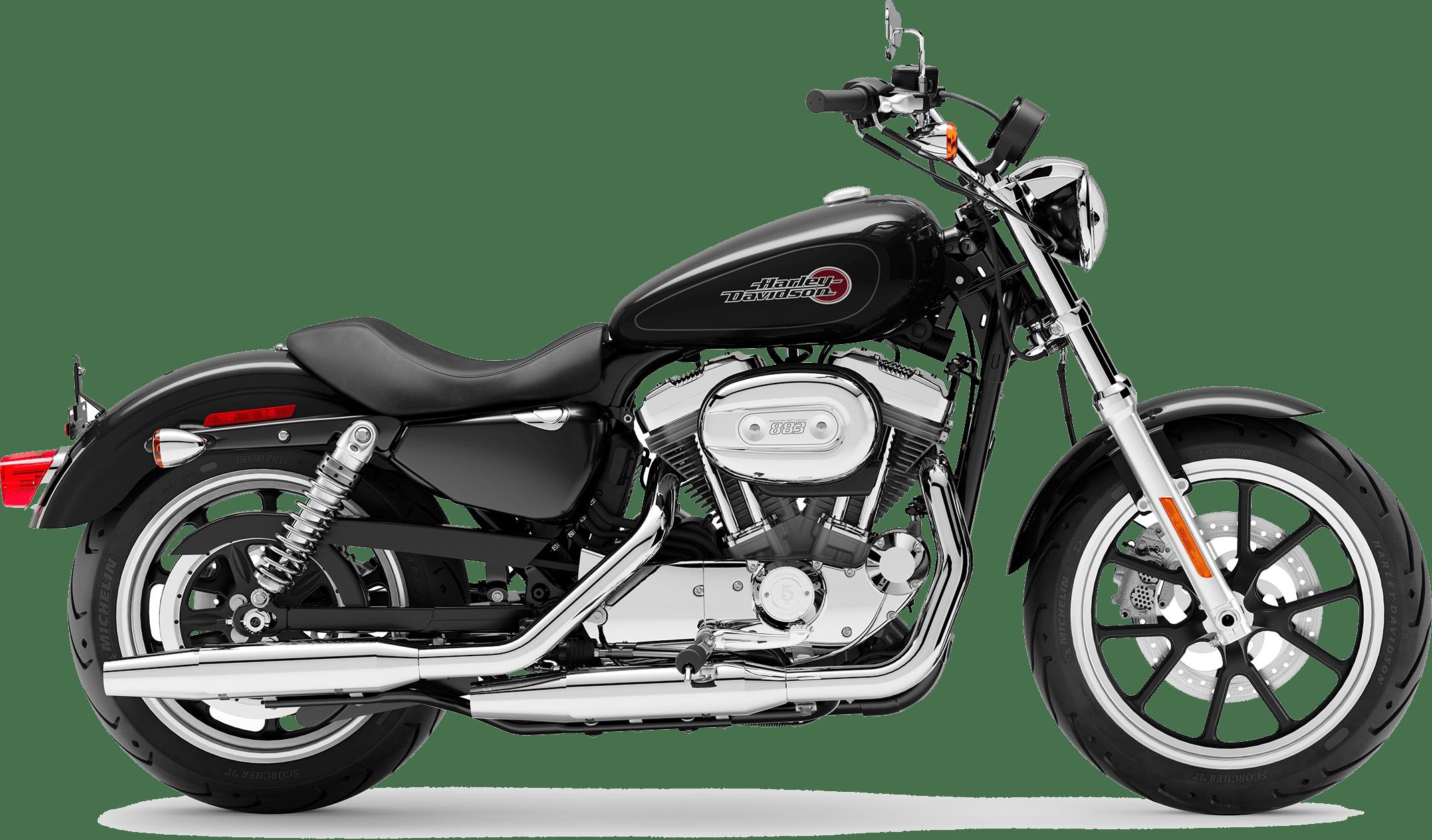 2019 Harley-Davidson H-D SuperLow Vivid Black