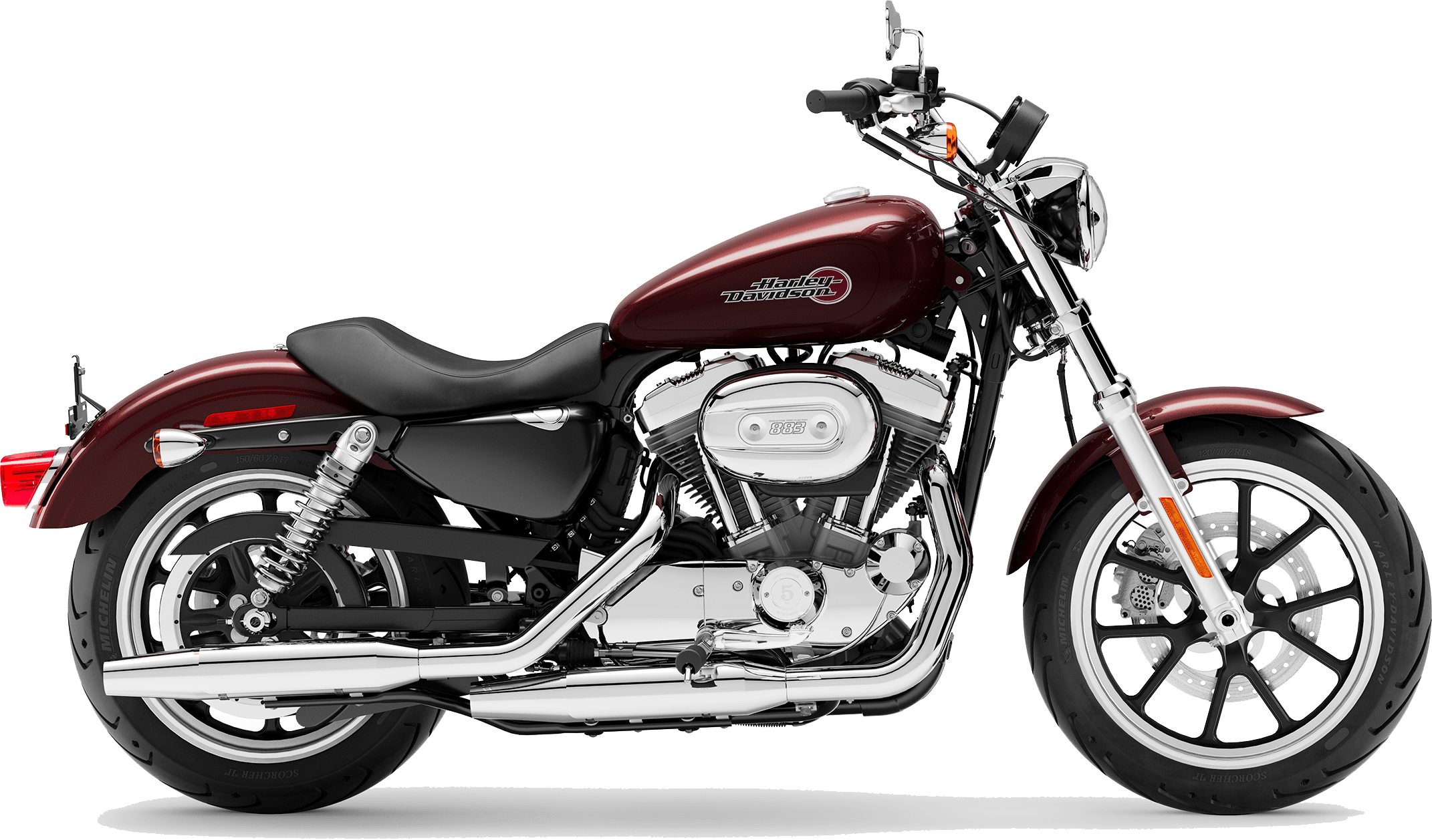 2019 Harley-Davidson H-D SuperLow Twisted Cherry