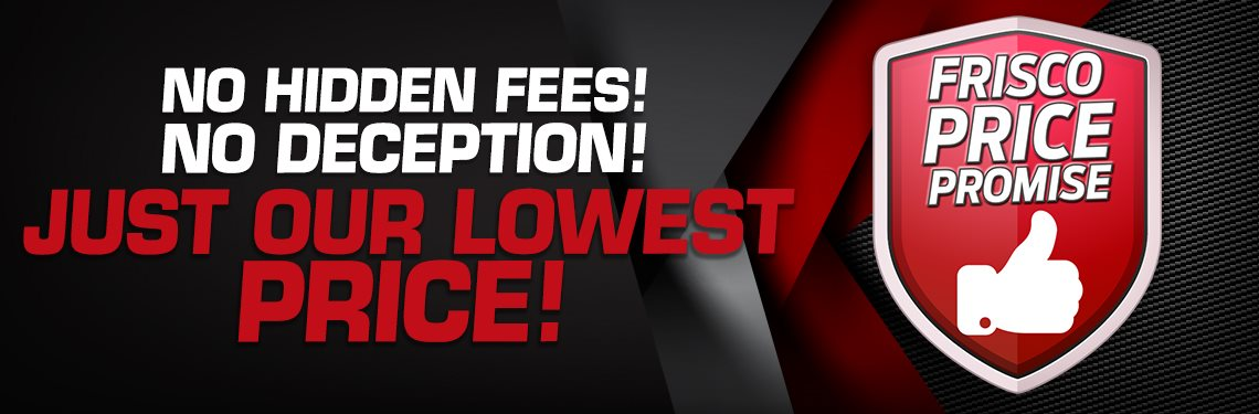 no hidden fees no deception just our lowest price