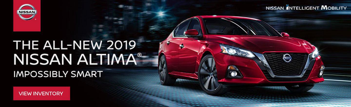 2019 Nissan Altima Edition ONE Near Pittsburgh and Monroeville