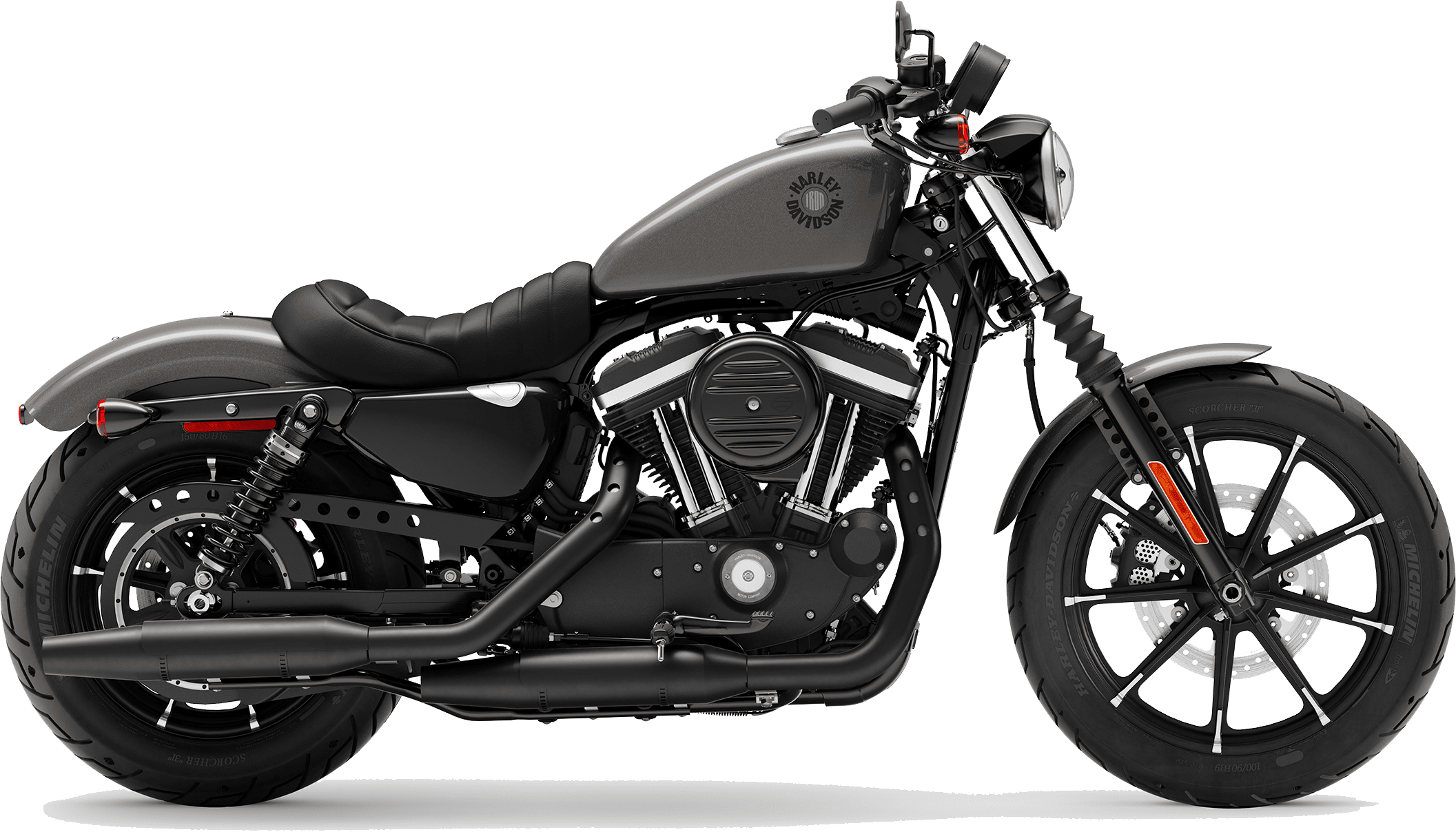 2019 Harley-Davidson H-D Sportster Iron 883 Industrial Grey