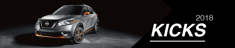 Find a New 2018 Nissan Kicks™ in Savannah, TN Today