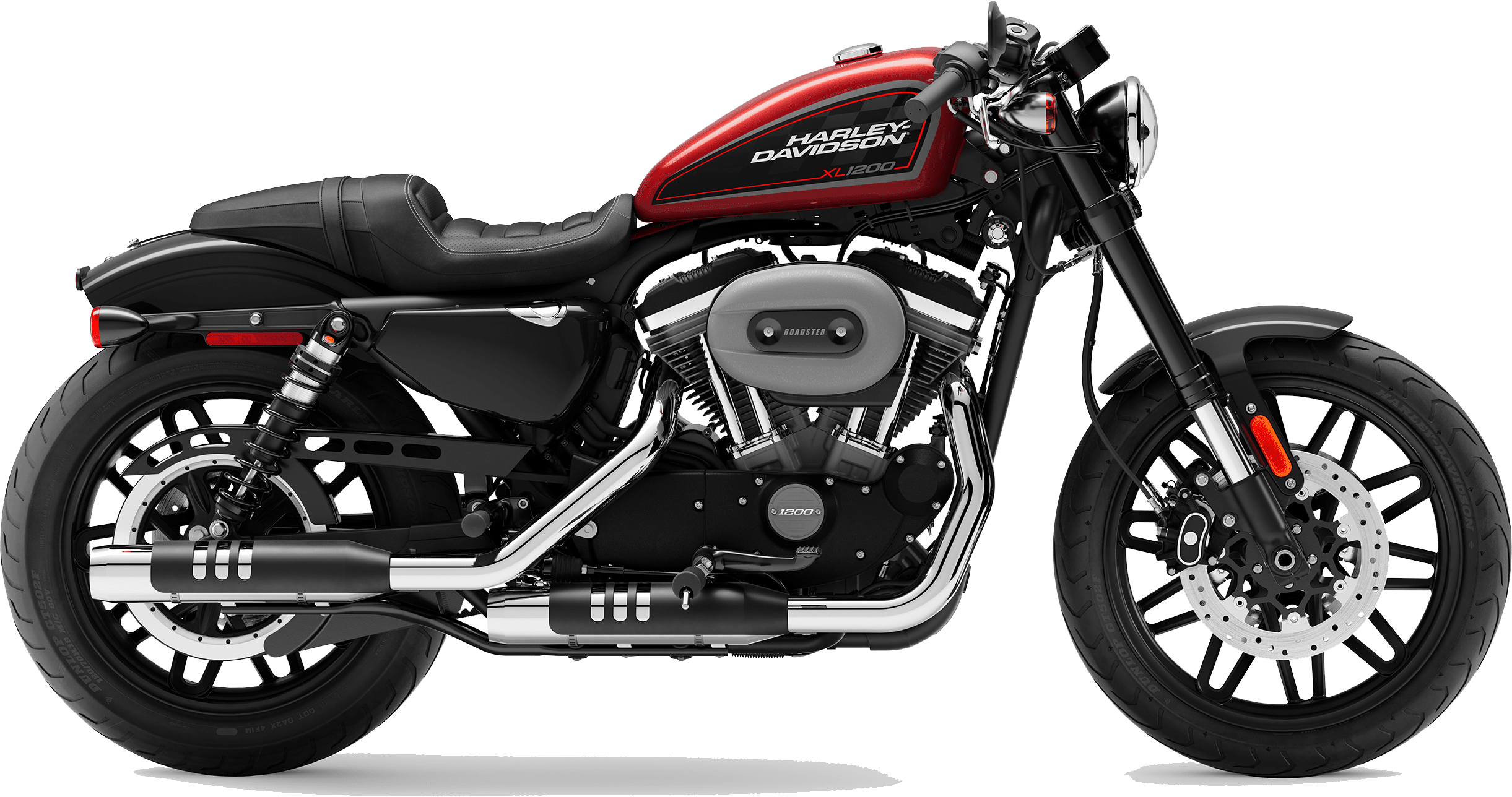 2019 Harley-Davidson H-D Sportster Roadster Wicked Red