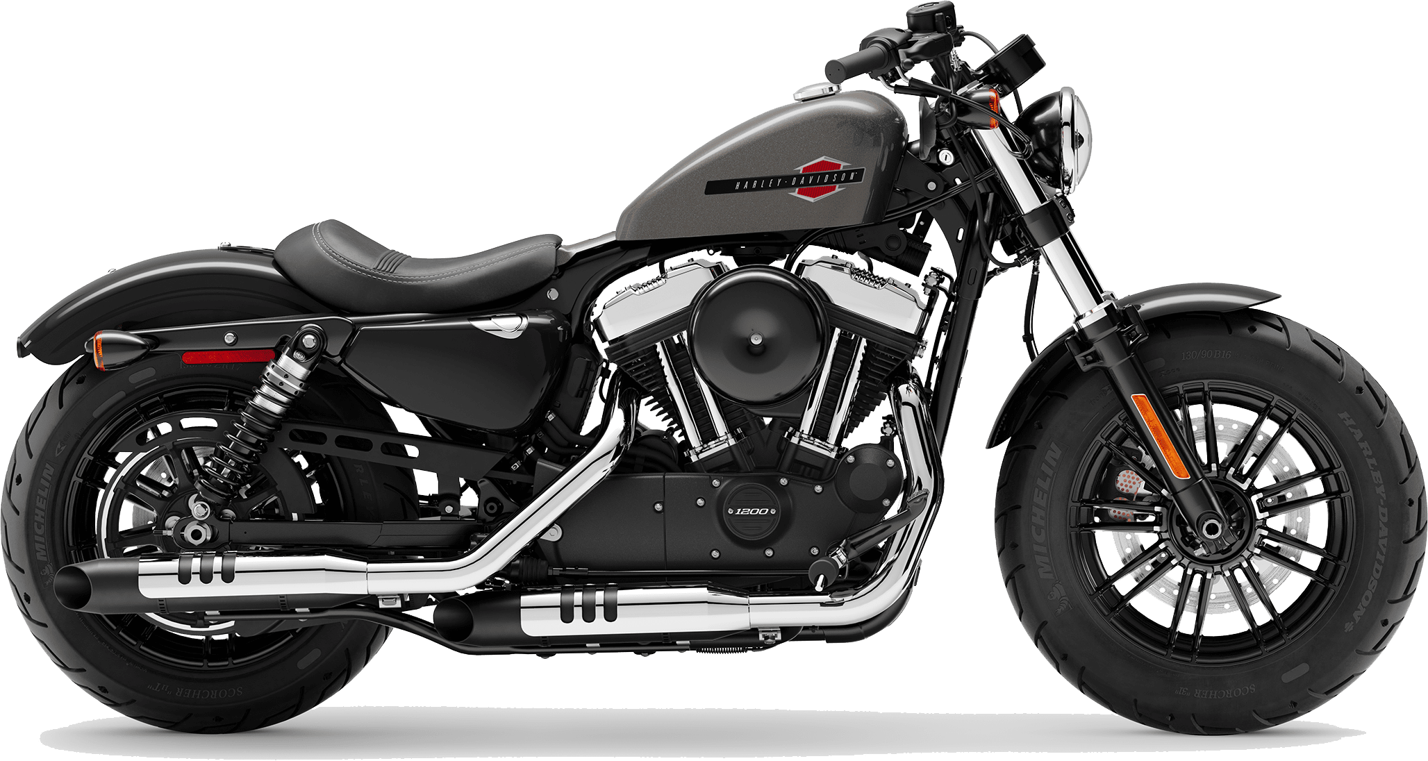 2019 Harley-Davidson H-D Sportster® Forty-Eight Industrial Grey