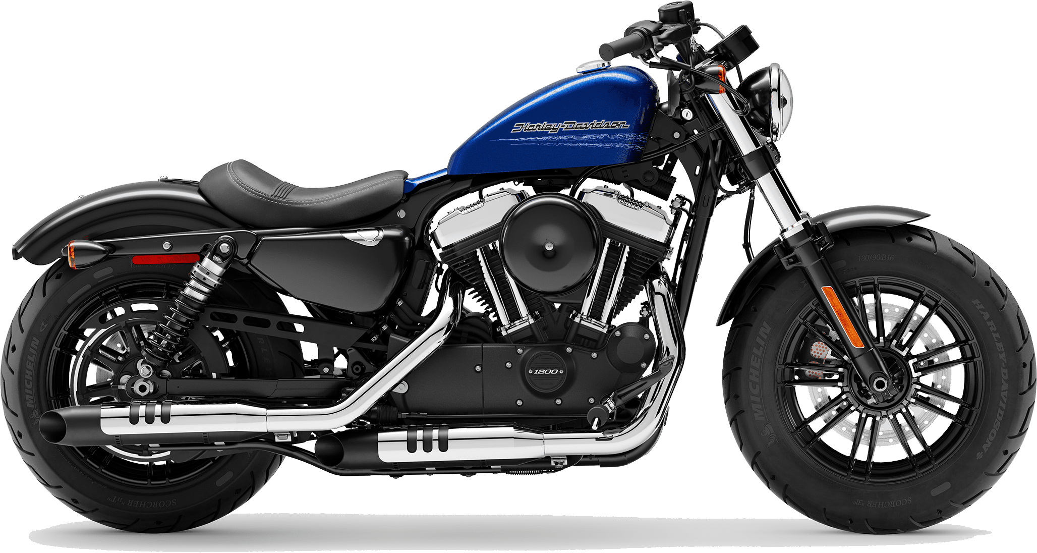 2019 Harley-Davidson H-D Sportster® Forty-Eight Blue Max