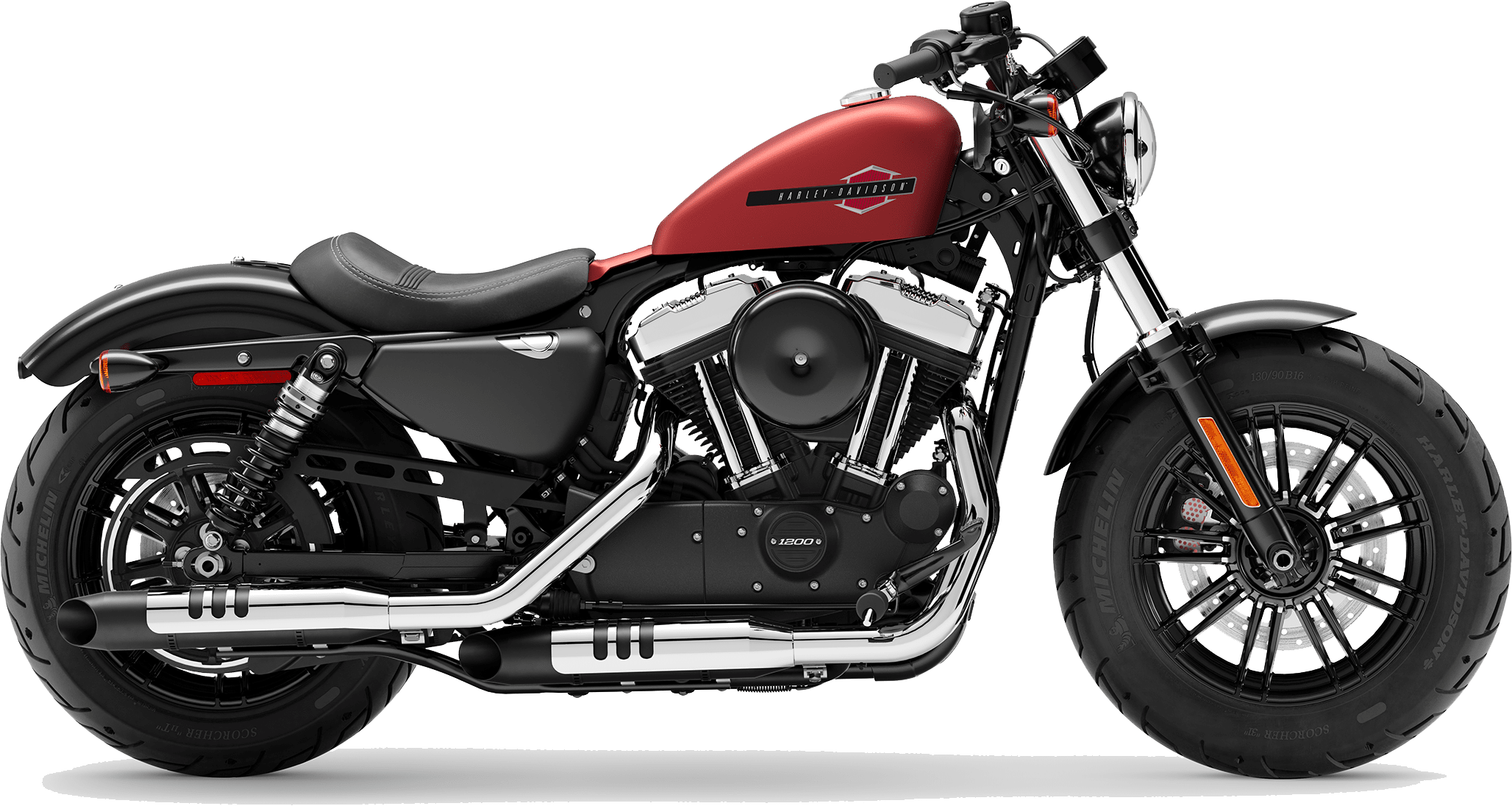 2019 Harley-Davidson H-D Sportster® Forty-Eight Wicked Red Denim