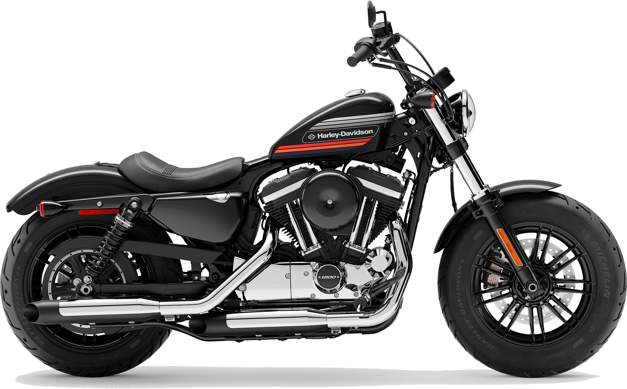 2019 Harley-Davidson H-D Sportster® Forty-Eight® Special Vivid Black