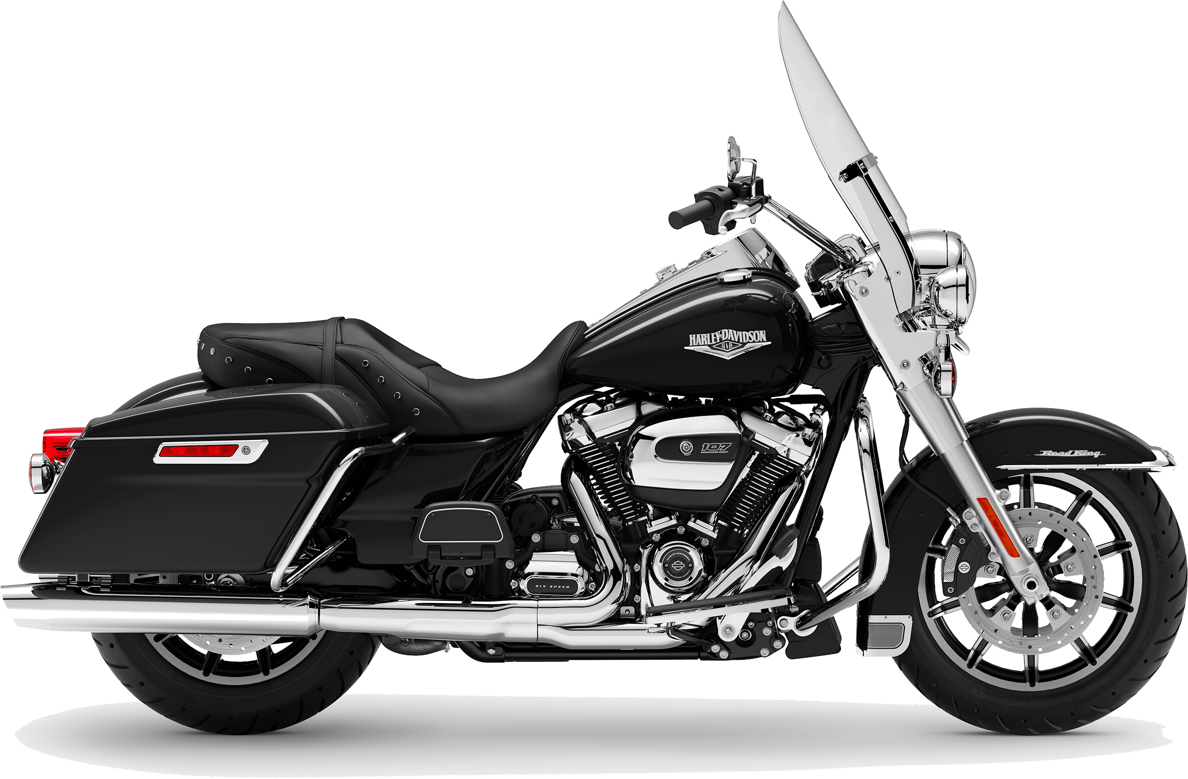 2019 Harley-Davidson H-D Touring Road King Vivid Black