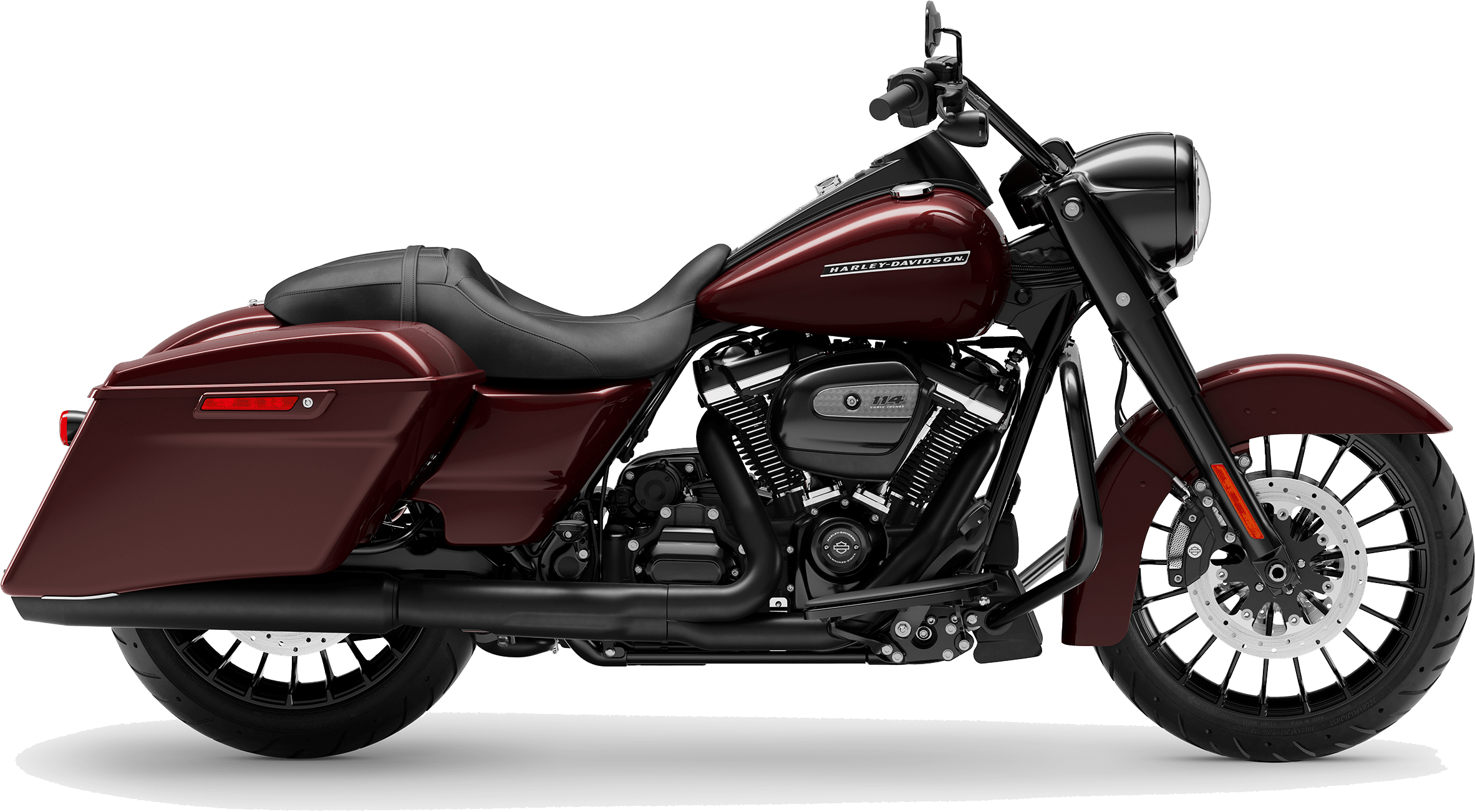 2019 Harley-Davidson H-D Touring Road King Twisted Cherry