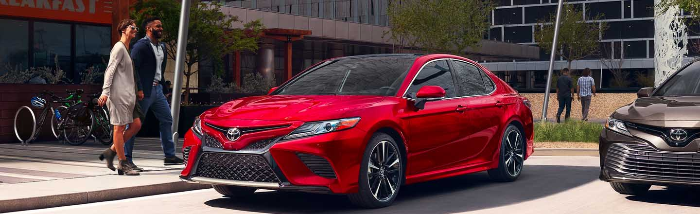 2019 Toyota Camry Sedan in St. George, Utah at at Stephen Wade Toyota