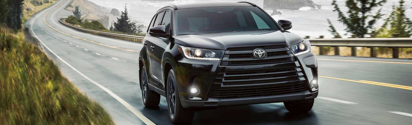 2019 Toyota Highlander in St. George near Santa Clara, UT