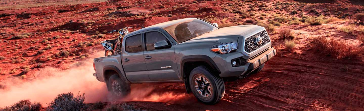 2019 Toyota Tacoma Trucks in St. George near Santa Clara, UT