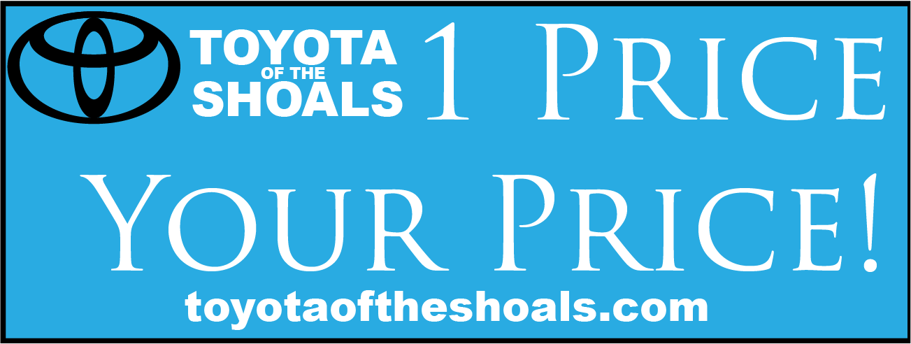 toyota of the shoals 1 price your price
