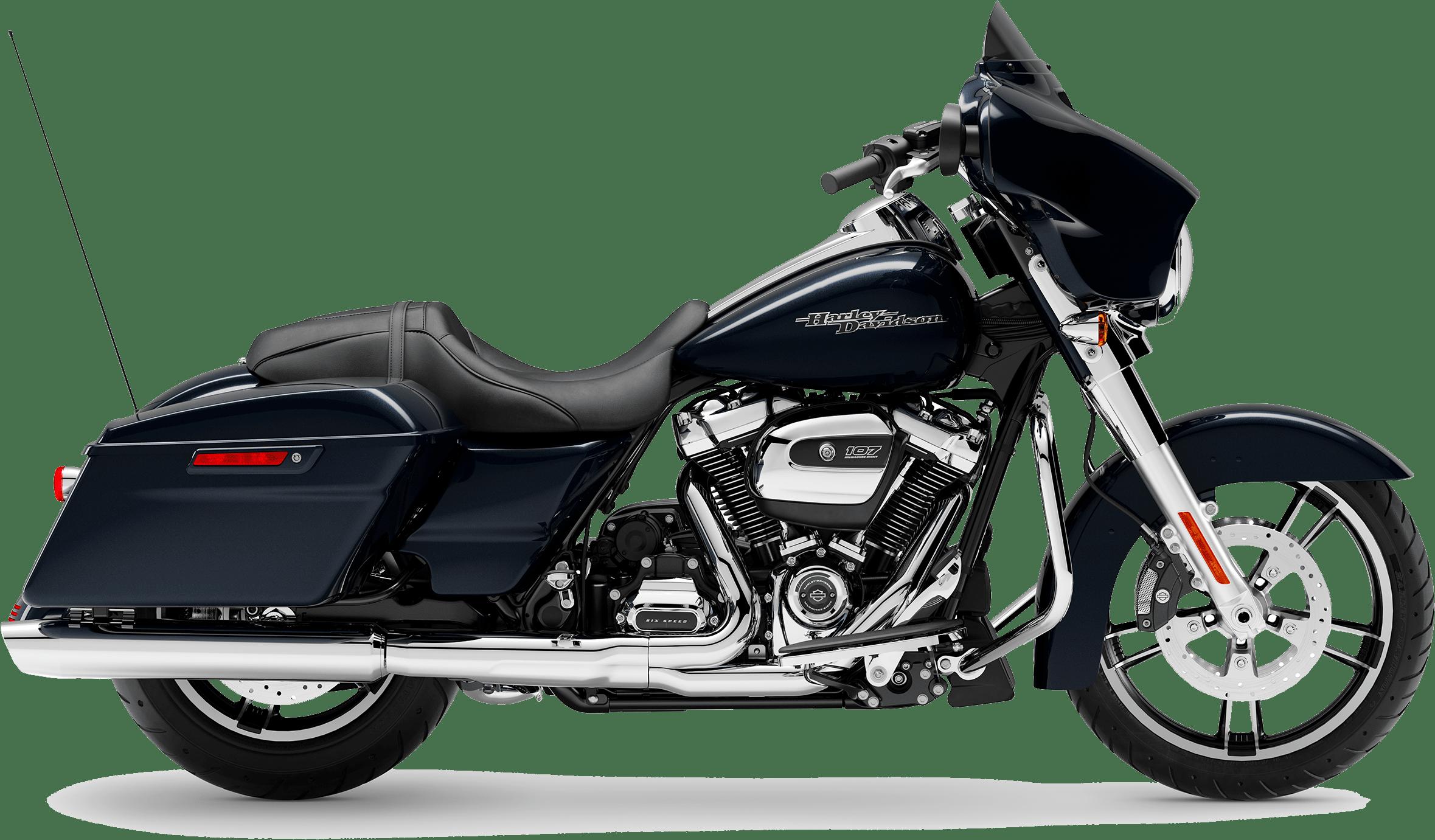 2019 Harley-Davidson H-D Touring Street Glide Midnight Blue