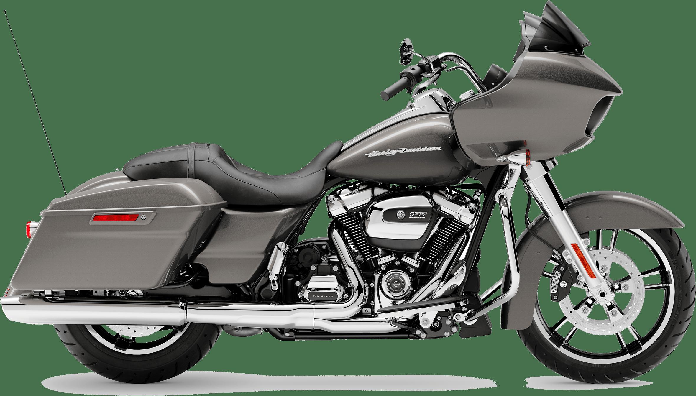 2019 Harley-Davidson H-D Touring Road Glide Industrial Grey