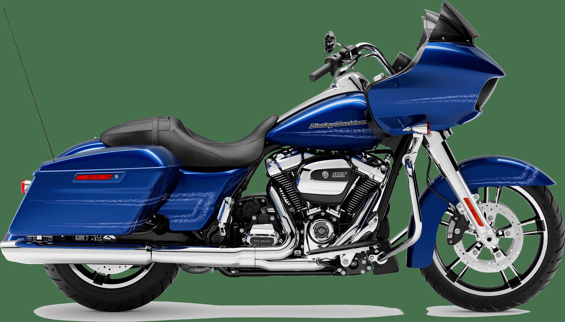2019 Harley-Davidson H-D Touring Road Glide Blue Max