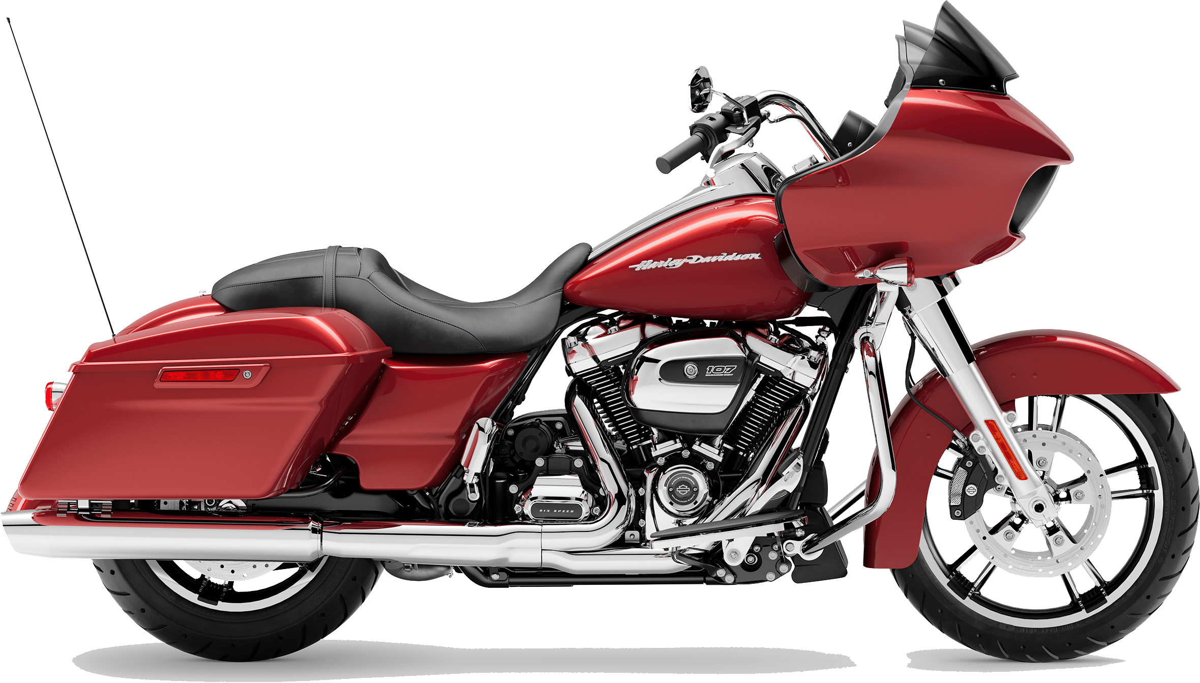 2019 Harley-Davidson H-D Touring Road Glide Wicked Red