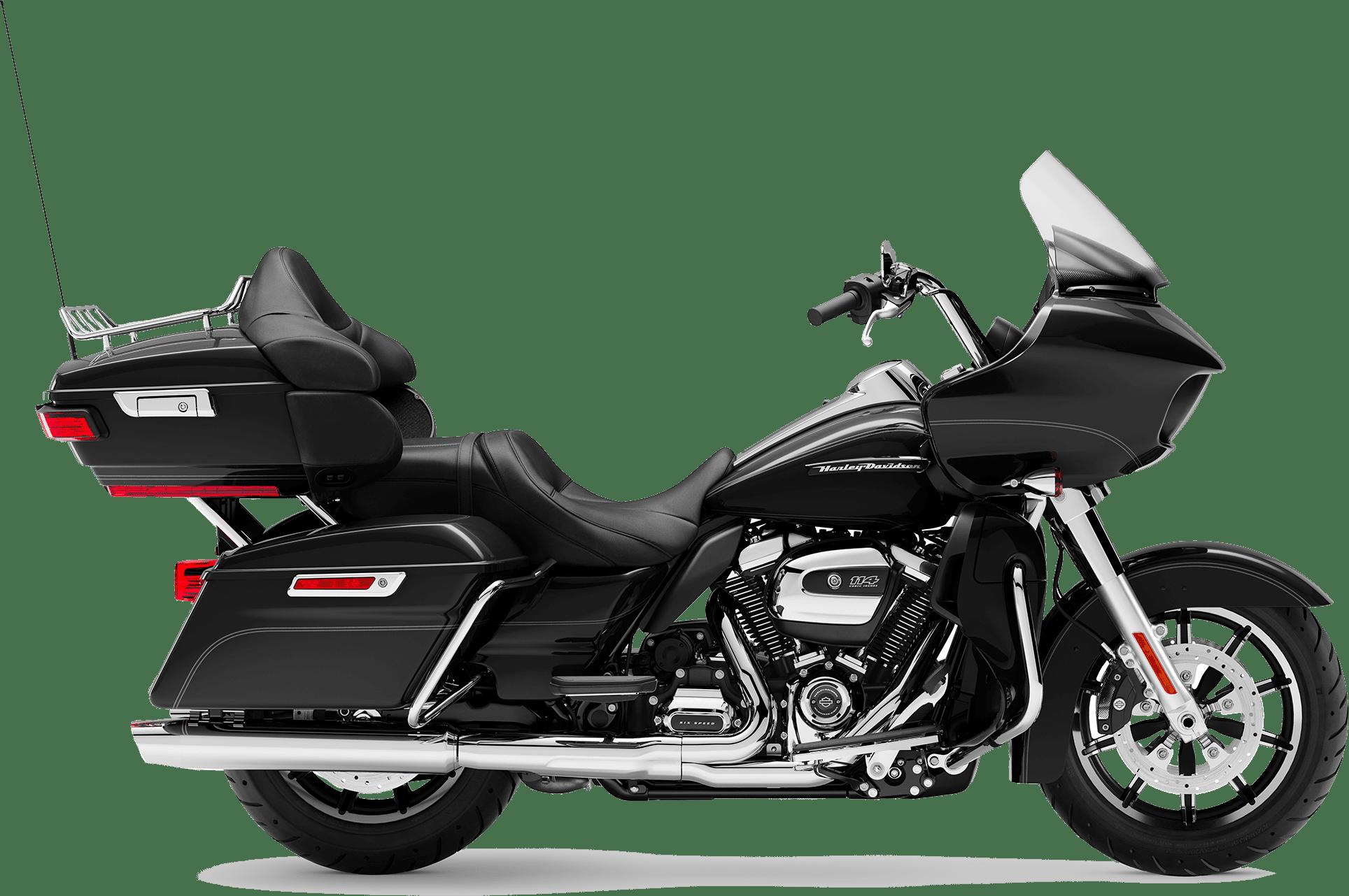 2019 Harley-Davidson H-D Touring Road Glide Ultra Vivid Black