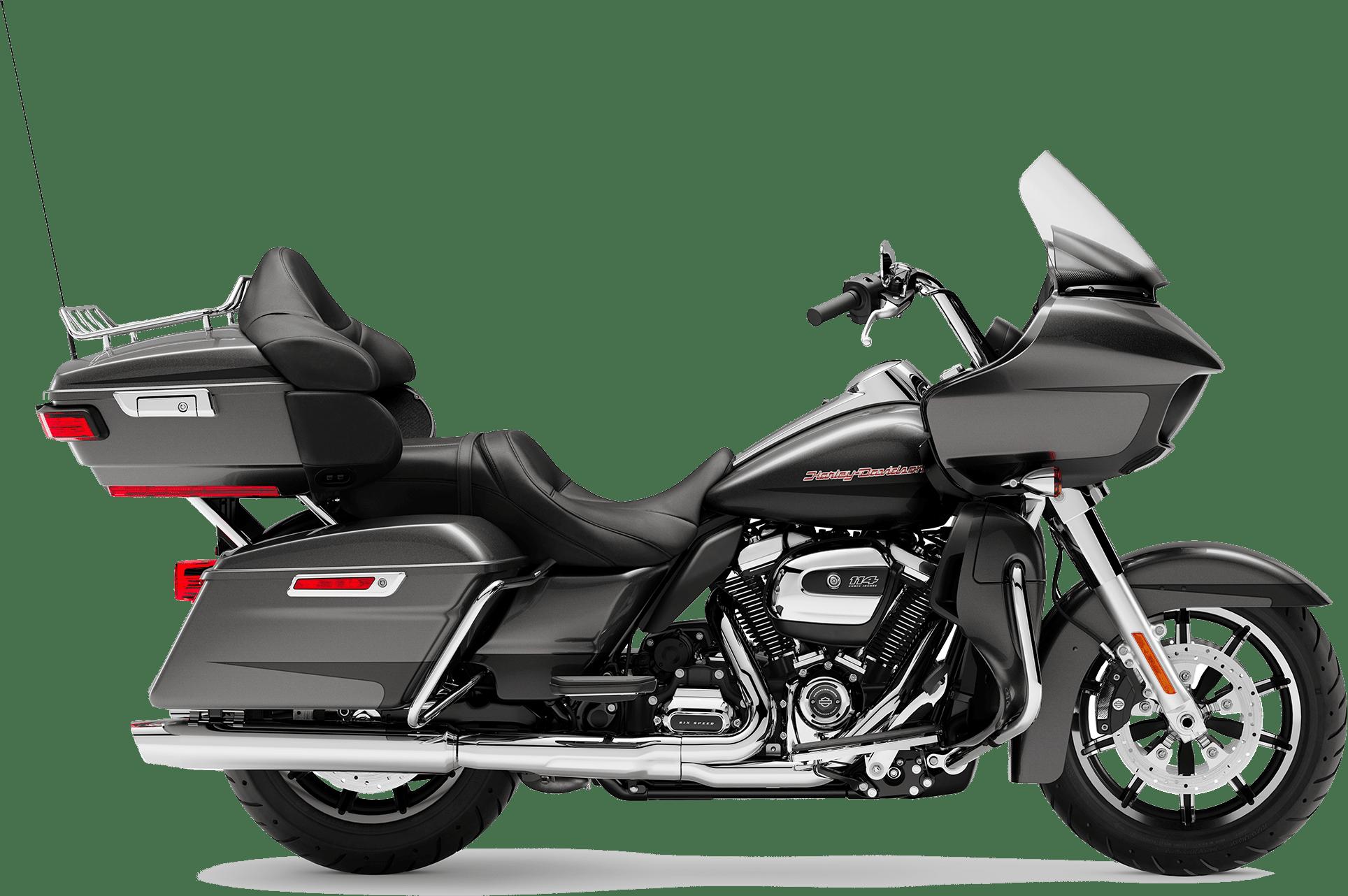 2019 Harley-Davidson H-D Touring Road Glide Ultra Silver Flux Black Fuse
